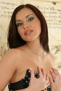 Enjoy Erotic Chastity with Audrey!