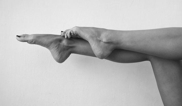 Audrey's Feet